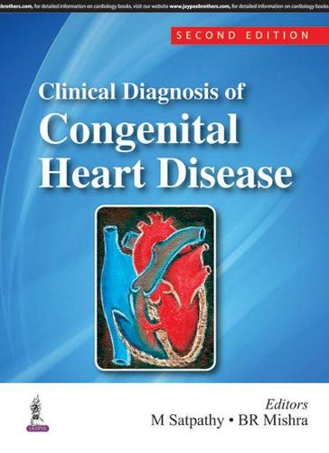 Clinical Diagnosis of Congenital Heart Disease (Hardback)