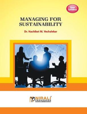 Managing for Sustainability (Paperback)