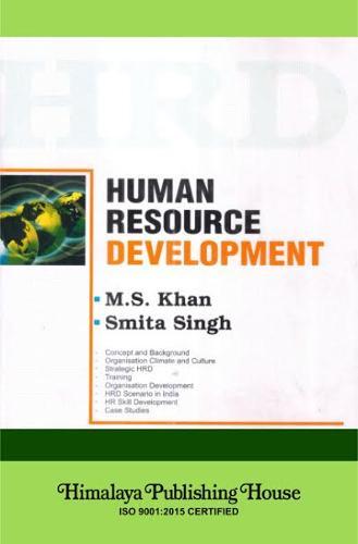 Human Resource Development (Hardback)