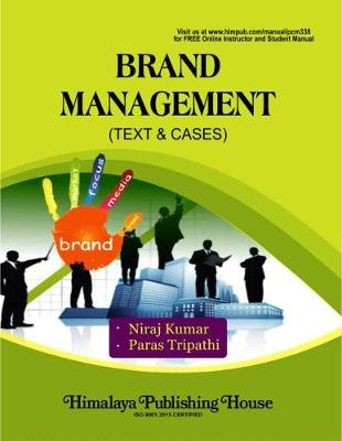Brand management: Texts and cases (Hardback)