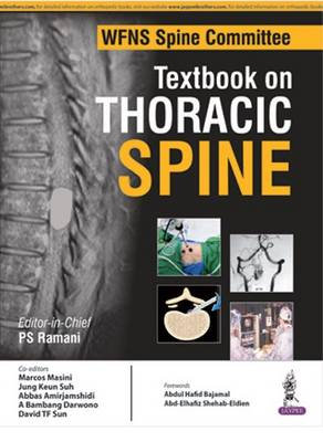 WFNS Spine Committee Textbook on Thoracic Spine (Hardback)