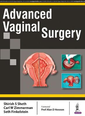 Advanced Vaginal Surgery (Hardback)