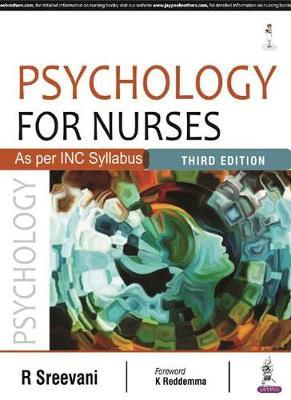 Psychology for Nurses: As Per INC Syllabus (Paperback)