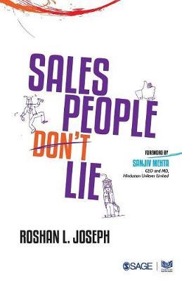 Salespeople Don't Lie (Paperback)