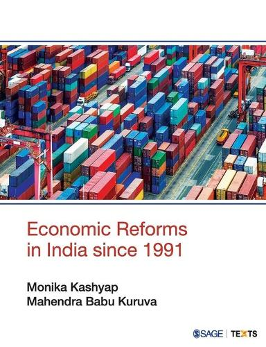 Economic Reforms in India since 1991 (Paperback)