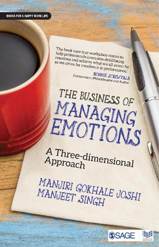 The Business of Managing Emotions: A Three-Dimensional Approach (Paperback)
