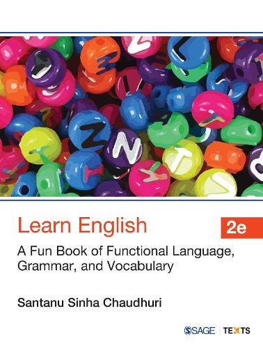 Learn English: A Fun Book of Functional Language, Grammar, and Vocabulary (Paperback)