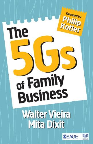 The 5Gs of Family Business (Paperback)