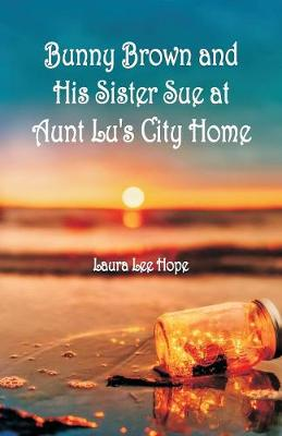 Bunny Brown and His Sister Sue at Aunt Lu's City Home (Paperback)