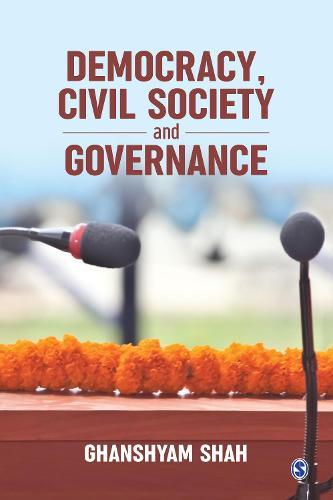 Democracy, Civil Society and Governance (Hardback)