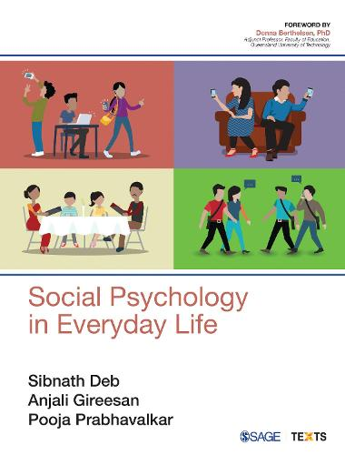 Social Psychology in Everyday Life (Paperback)