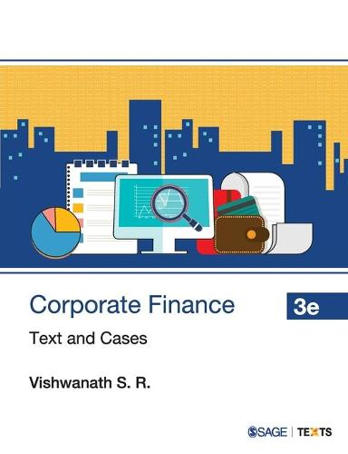 Corporate Finance: Text and Cases (Paperback)