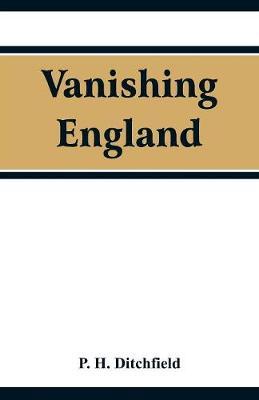 Vanishing England (Paperback)
