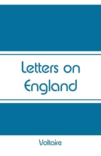 Letters on England (Paperback)