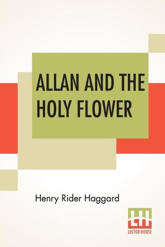 Allan And The Holy Flower (Paperback)