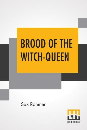 Brood Of The Witch-Queen (Paperback)