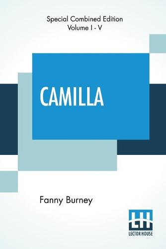 Camilla (Complete): Or A Picture Of Youth (Paperback)