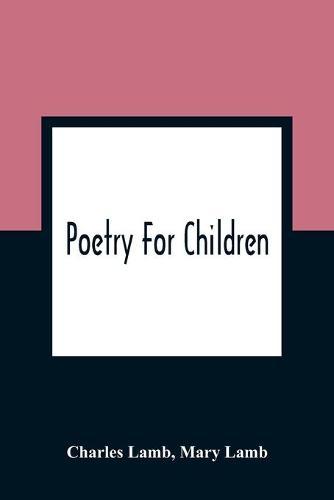 Poetry For Children (Paperback)