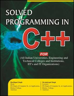 Solved Programming in C++ (Paperback)