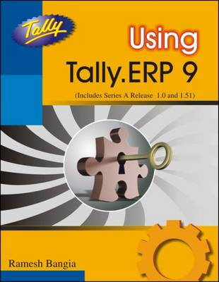 Using Tally. ERP 9 (Paperback)
