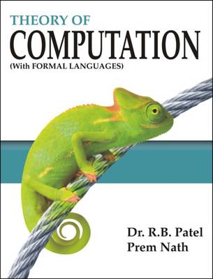 Theory of Computation (with Formal Languages) (Paperback)