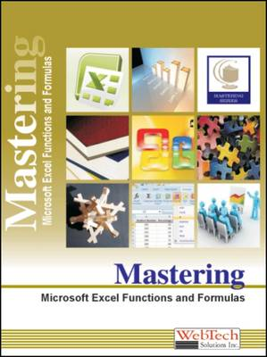 Mastering Microsoft Excel Functions and Formulas (Paperback)