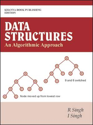 Data Structures: An Algorithmic Approach (Paperback)