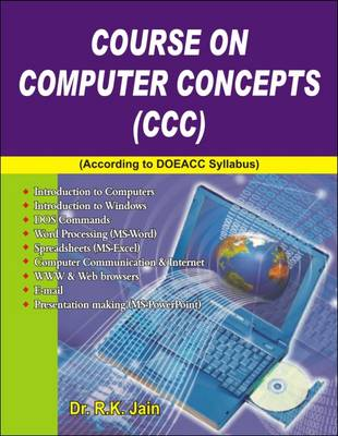 Course on Computer Concepts: CCC (Paperback)