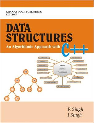 Data Structures: An Algorithmic Approach with C++ (Paperback)