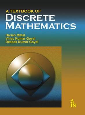 A Textbook of Discrete Mathematics (Paperback)