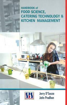 Handbook of Food Science, Catering Technology & Kitchen Management (Hardback)