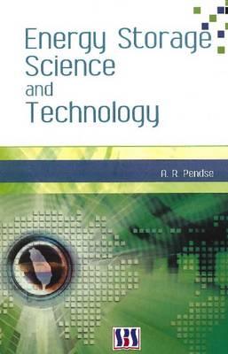 Energy Storage Science & Technology (Hardback)