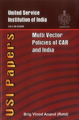 Multi-vector Policies of Central Asian Nations and India (Paperback)