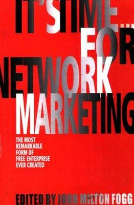 It's Time...for Network Marketing (Paperback)