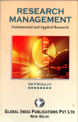 Research Management: Fundamental and Applied Research (Paperback)