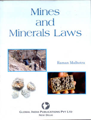 Mines and Minerals Laws (Paperback)