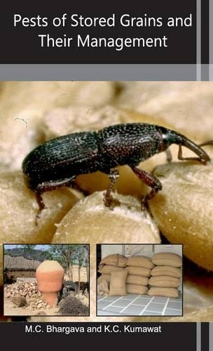 Pests of Stored Grains and Their Management (Hardback)