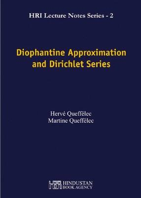Diophantine Approximation and Dirichlet Series (Paperback)