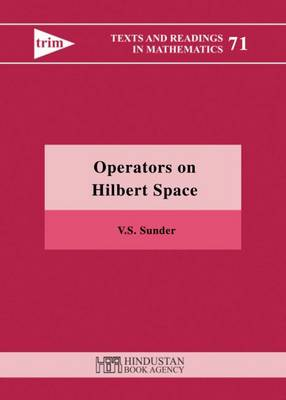 Operators on Hilbert Space (Hardback)