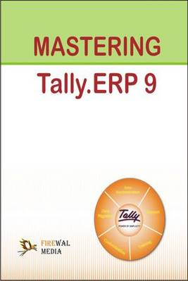 Mastering Tally.ERP 9 (Paperback)