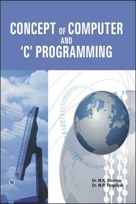 Concept of Computer and 'C' Programming (Paperback)