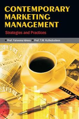 Contemporary Marketing Management: Strategies and Practices (Paperback)