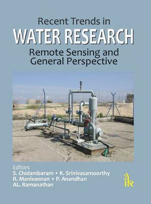 Recent Trends in Water Research: Remote Sensing and General Perspectives (Hardback)