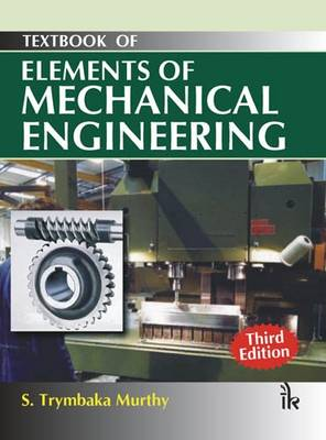 Textbook of Elements of Mechanical Engineering (Paperback)