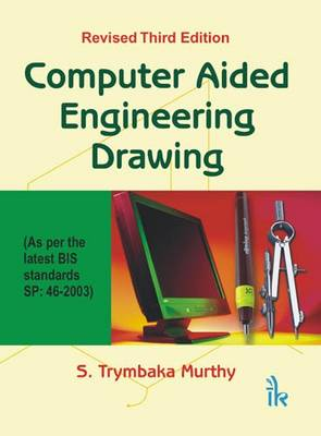 Computer Aided Engineering Drawing (Paperback)