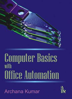 Computer Basics with Office Automation (Paperback)
