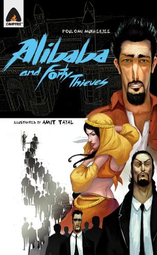 Ali Baba And The Fourty Thieves: Reloaded (Paperback)