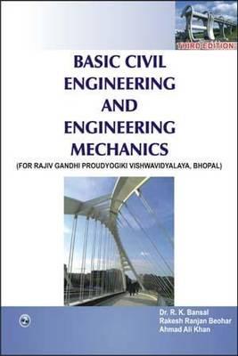 Basic Civil Engineering and Engineering Mechanics (Paperback)