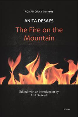 Anita Desai's 'The Fire on the Mountain' (ROMAN Critical Context) - Roman Critical Context (Hardback)