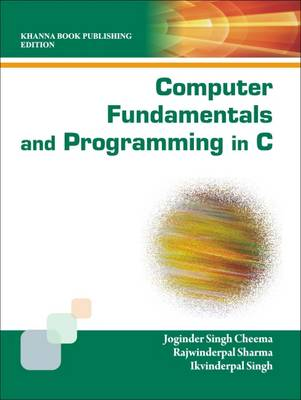 Computer Fundamentals & Programming in C (Paperback)